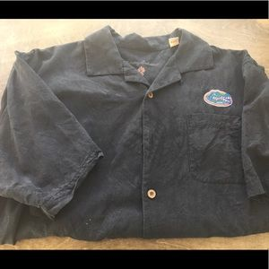 Tommy bahama Men's Custom  Florida Gators Shirt L